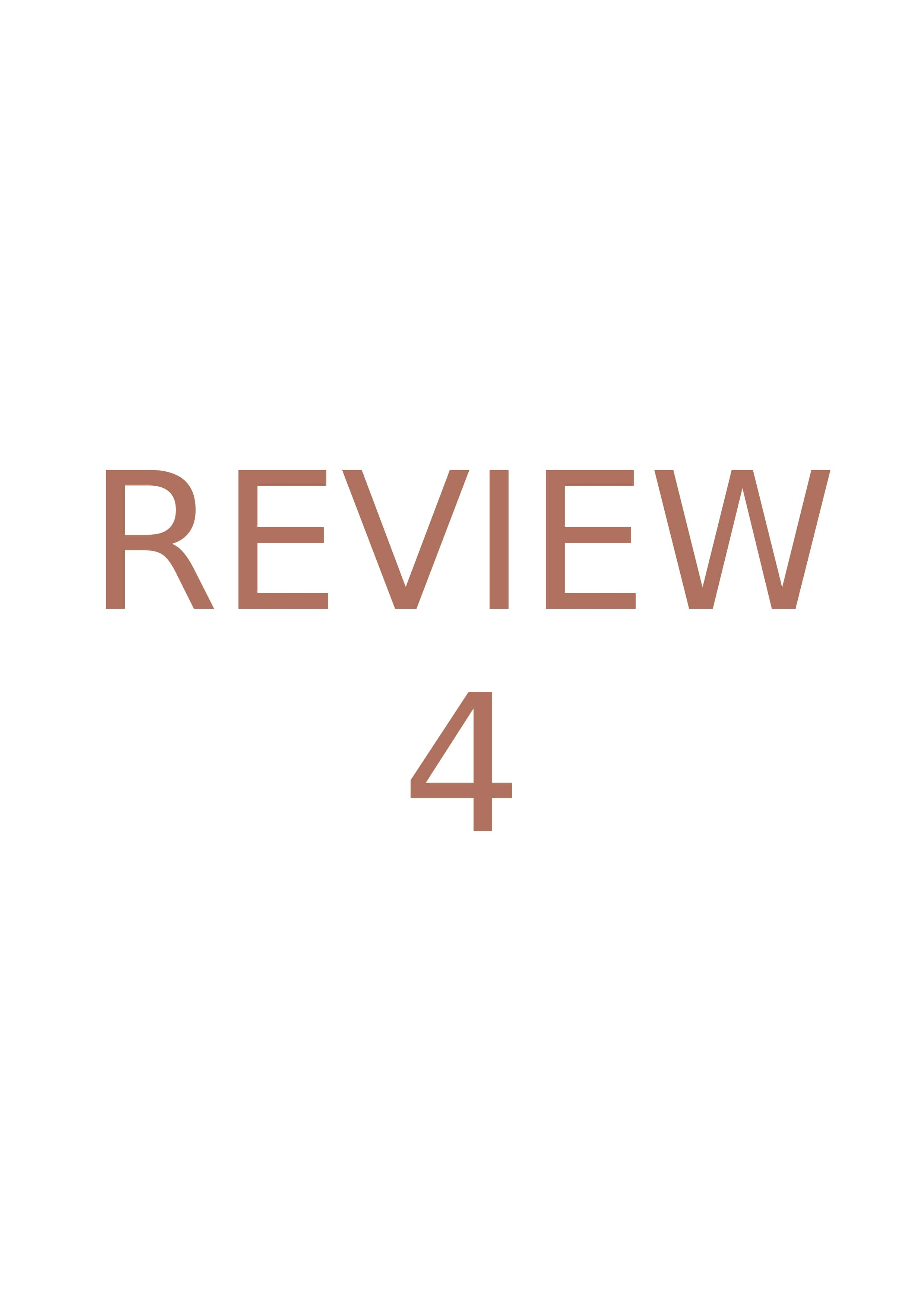 Review-4